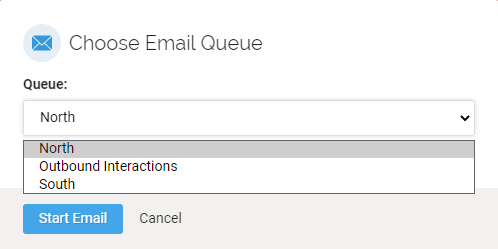 Outbound email